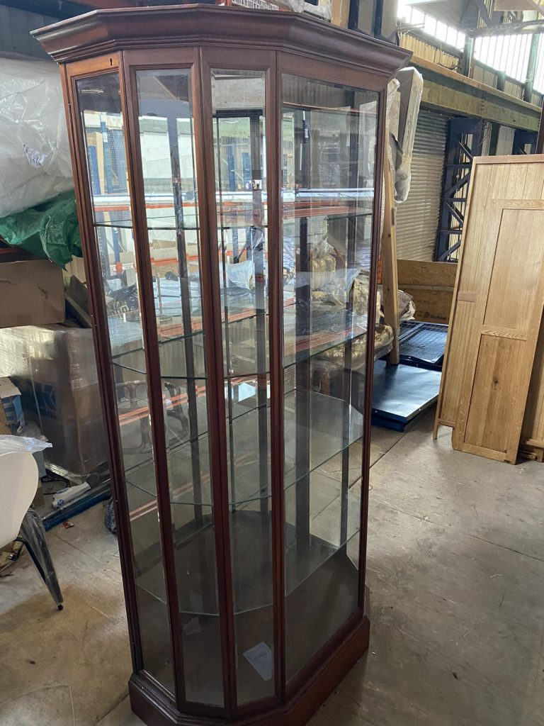 French Vintage Jewellery Display Cabinet
